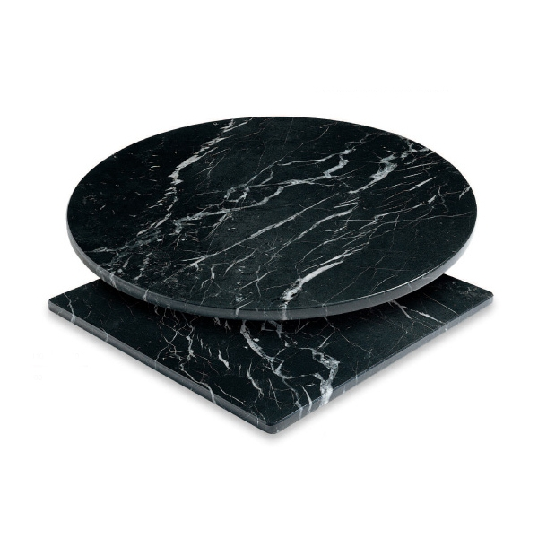 Plateau de table collection contract pour professionnels chr - Plateau de table en granit ...