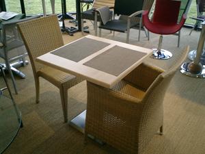 Fabrication et distribution de mobilier chr professionnel