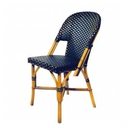 Chaise rotin AUDE