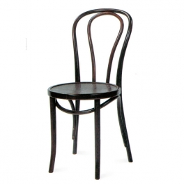 Chaise bois RETRO