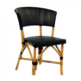 Chaise rotin ORPHEE