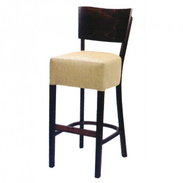 Tabouret de bar en bois comete mobilier professionnel chr - Tabouret de bar professionnel ...