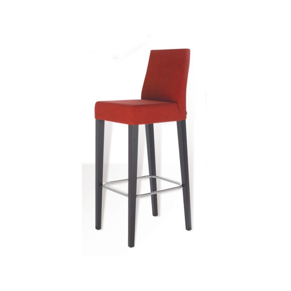 Tabouret de bar en bois collection contract mobilier - Tabouret de bar professionnel ...