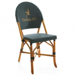 Chaise rotin ASTRID 1