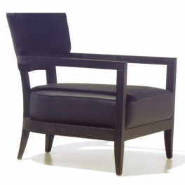 Fauteuil lounge QUEEN AC LOW