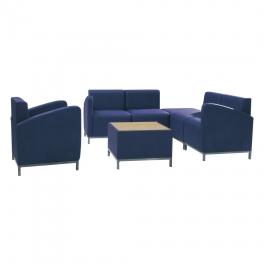 Table et fauteuil lounge JET