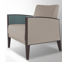 Fauteuil design CONTRACT 6