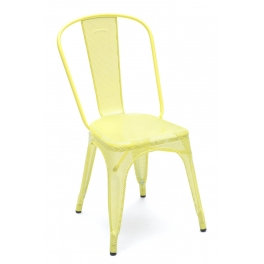 Chaise A perforée