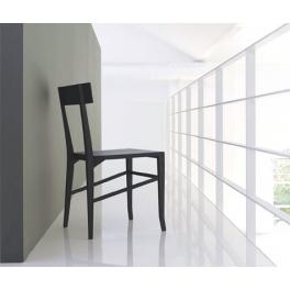 Chaise bois SANTORINI
