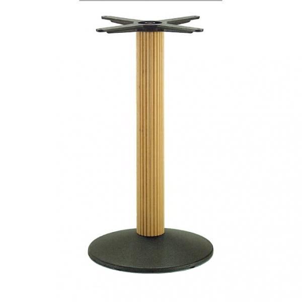 pied de table en fonte olivia mobilier chr. Black Bedroom Furniture Sets. Home Design Ideas